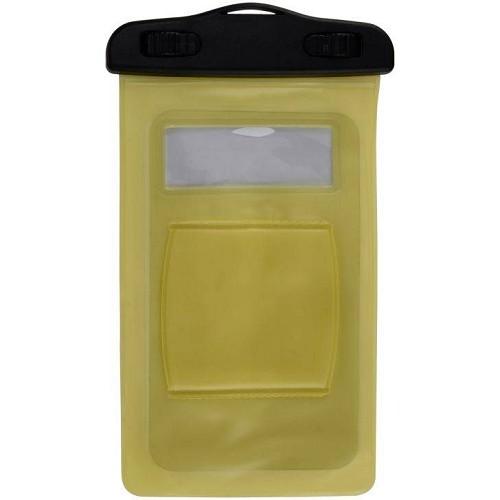 BINGO Waterproof Bag [SX01] - Yellow - Plastik Handphone / Waterproof